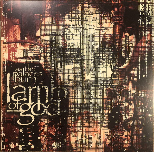 Album cover for As the Palaces Burn by Lamb of God