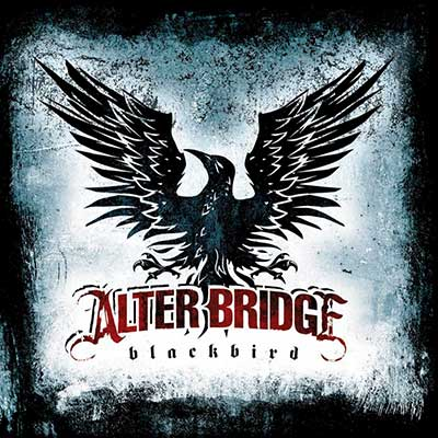 Album cover for Blackbird by Alter Bridge