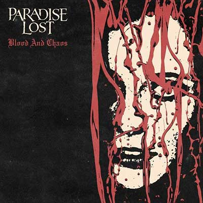 Album cover for Blood And Chaos by Paradise Lost