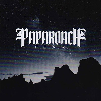 Album cover for F.E.A.R. by Papa Roach