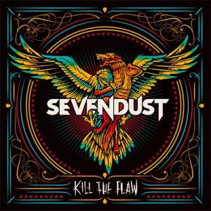 Album cover for Kill The Flaw by Sevendust