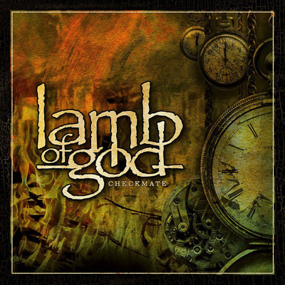 Album cover for Checkmate by Lamb of God
