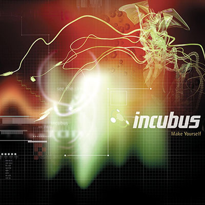 Album cover for Make Yourself by Incubus