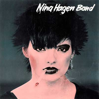 Album cover for Nina Hagen Band by Nina Hagen Band