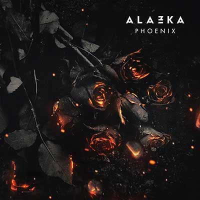 Album cover for Phoenix by Alazka