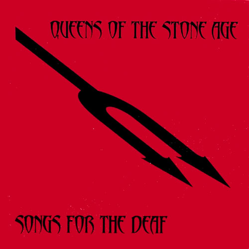 Album cover for Songs for the Deaf by Queens of the Stone Age
