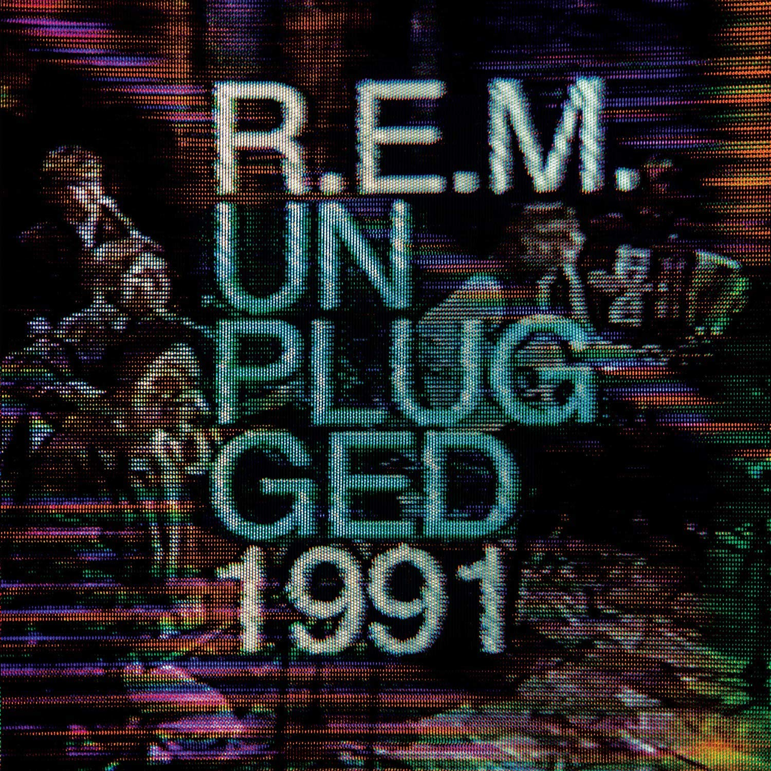 Album cover for Unplugged 1991 by R.E.M.