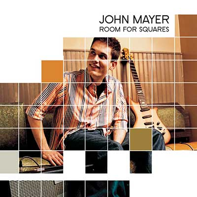 Album cover for Room For Squares by John Mayer