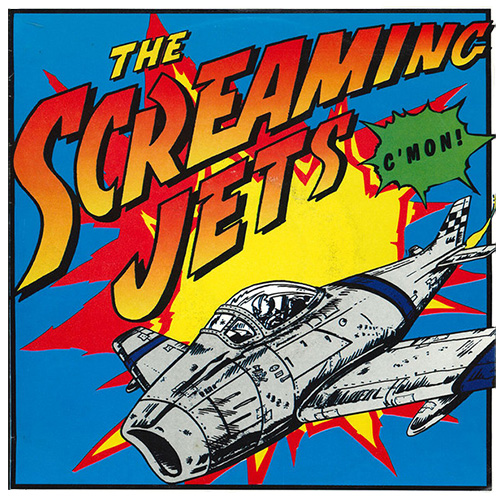 Album cover for C'Mon by The Screaming Jets