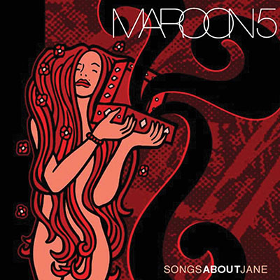 Album cover for Songs About Jane by Maroon 5