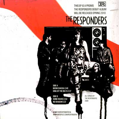 Album cover for The Responders by The Responders