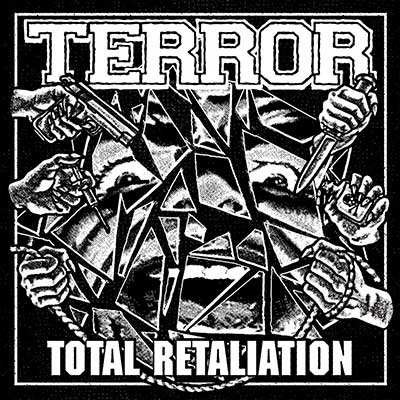 Album cover for Total Retaliation by Terror