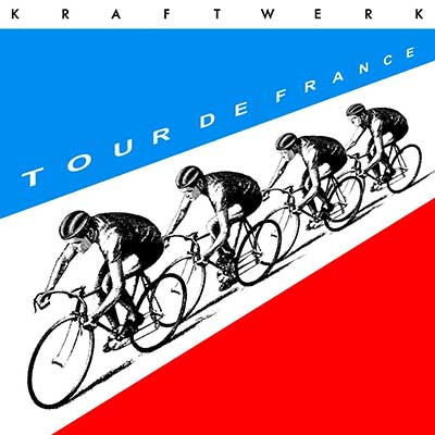 Album cover for Tour de France by Kraftwerk