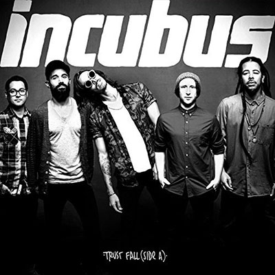 Album cover for Trust Fall (Side A) by Incubus