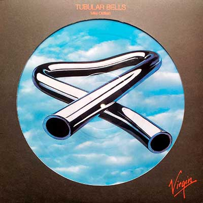 Album cover for Tubular Bells by Mike Oldfield