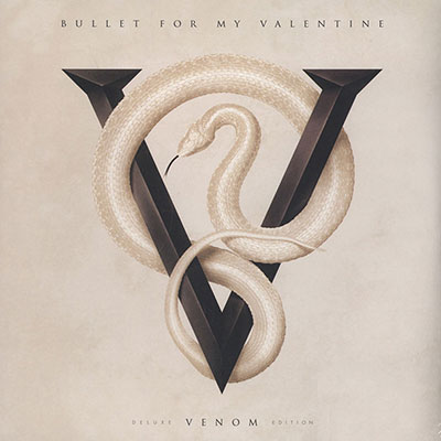Album cover for Venom by Bullet For My Valentine